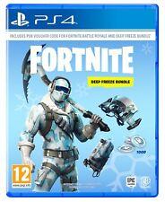 Sony PlayStation P4readwar21903 Fortnite Deep Freeze Bundle for Ps4