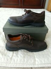 Timberland Men's Richmont Pt Oxford Brown Size 10 Shoes Brand New in Box