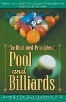 The Illustrated Principles of Pool and Billiards by David G. Alciatore