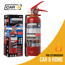 Fire Extinguisher Dry Chemical Powder Safety Portable Emergency Car Home 2.2 lb.