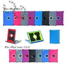 Defender Rugged Case Cover w/Stand fits Otterbox iPad mini 1 2 3 4 / iPad Air 2