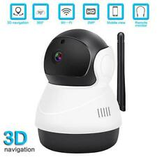 Wireless 1080P HD Video Baby Monitor 2.4GHz Night Vision Security Camera Viewer