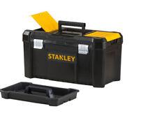 Stst1-75521 Essential Cassetta Porta Utensili Stanley Cerniere in metallo