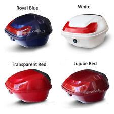 Universal waterproof Motorcycle Trunk Top Tail Box Luggage Helmet Storage case