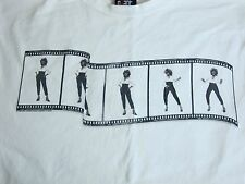 Vintage Tina Turner 24/7 Twenty Four Seven Film Strip Music Tour 90's T Shirt M