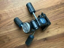 Manfrotto Pan & Tilt Tripod Head 3047 by Bogen with 2 quick release plates