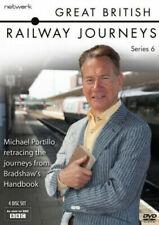 Great British Railway Journeys Series 6 DVD Region 2