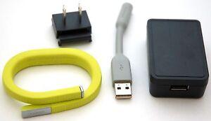 Jawbone UP24 SMALL Wristband YELLOW GREEN MotionX iPhone Fitness Tracker Run
