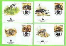 First Day Cover Paraguayan Stamps
