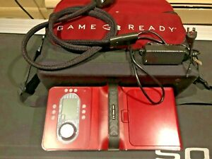 Pre-owned GAME READY GR 2.1 CONTROL UNIT WITH CONNECTION HOSE & CARRYING CASE