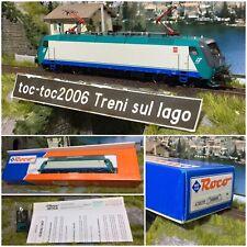 ROCO 43828 FS LOCOMOTIVA ELETTRICA CARGO E. 412 011 1:87 H0 HO
