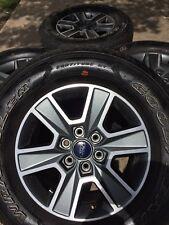 18 Inch Ford F-150 F150 Rims Rines Llantas Wheels Tires Factory Oem