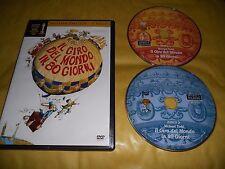 DVD-IL GIRO DEL MONDO IN 80 GIORNI-EDIZIONE SPECIALE 2 DISCHI-2 CD-1957