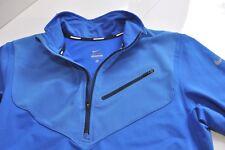 Nike Element Running Mens blue long sleeve Dri-Fit size Medium