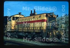 Original Slide BCH BC Hydro Yellow Paint SW900 903 New Westminister BC 1984
