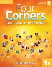 Four Corners, Level 1B Set, Pack by Jack C. Richards and David Bohlke (2012,...