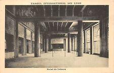 c557 Targul de la Lyon Vederea Galeriilor   france
