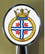 HMCS ST CROIX LETTER OPENER