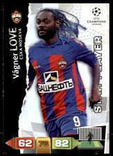 Panini Champions League 2011-2012 Vágner Love Moskow Star Players