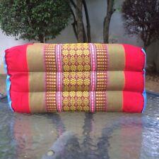 Thai Traditional Cotton Bolster Pillow Handmade