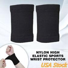 Nylon Wrap Hand Brace Support Elastic Wrist Sleeve Band Gym Sports Traning Guard
