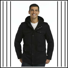 Structure Men's Wool Military Style Coat - Size M - NEW with Tag - Fast Shipping