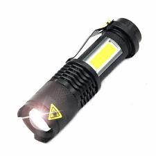 Mini torcia faretto luminoso notturno 3800lm LED luce illuminatore portatile
