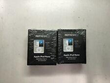 Apple iPod Nano 3rd Generation Silver (4 GB) REFURBISHED