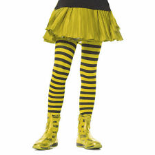 Striped Tights Stockings Girls Child Costume Dance Assorted Sizes & Color S-XL