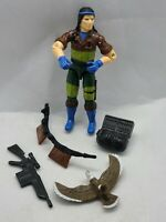 1989 GI Joe SGT Slaughters Marauders Spirit V2 Figure Complete Arah Nice
