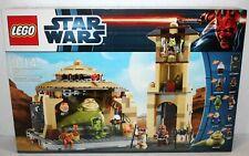 PAS DE PAYPAL |LEGO STAR WARS JABBA'S PALACE NEUF NEW SEALED |NO PAYPAL