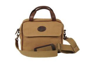 Melvill & Moon iPad bag Crossbody Safari Equipment & Suppliers EUC Retail $225