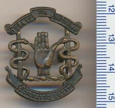 IRELAND EIRE - IRISH ARMY MEDICAL CORPS OFFICER SERVICE DRESS BADGES (F573)