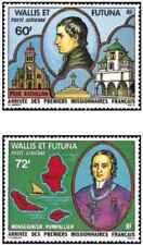 Timbres Religion Wallis et Futuna PA82/3 * (34453)
