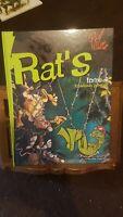 Rat's T 4 Problèmes épineux PTILUC éd Humanoïde