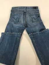 Citizens Of Humanity Women's Jeans Ingrid Stretch #002 Low Waist Flare Sz 27