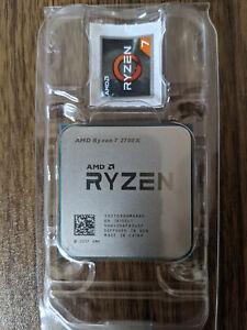 AMD Ryzen 2nd Gen 7 2700X - 4.3 GHz 8 Core Processor