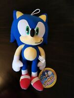 Sonic The Hedgehog Large Plush Doll Stuffed Animal Toys 12 in SHIP FROM US NWT