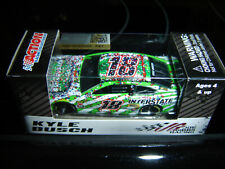 2019 Kyle Busch #18 INTERSTATE BATTERIES AutoClub Speedway WIN 1/64 Diecast