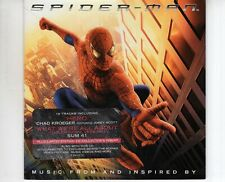 CDSPIDER-MANmusic from and inspired byEX + 3D CARD 2002 (B3546)