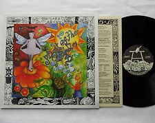 "BUBBLE B.""Flight of the...""GERMANY Ltd Ed LP of 400 Norway folk/SMELL OF INCENSE"