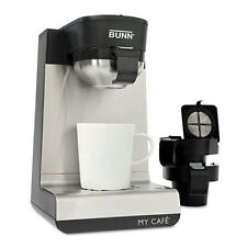 Bunn My Cafe MCU 1 Cup Coffeemaker K CUP POD BRAND NEW SEALED