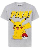 Pokemon Pika Boy's T-Shirt