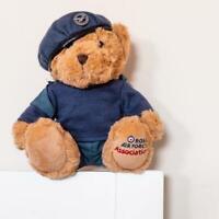 RAF Cadet bear 9inch bear RAF Cadet uniform Royal Air Forces Association