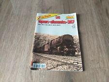"""MAGAZINE LE TRAIN SPECIAL 4 (1998/99) """"LES VAPEURS ALLEMANDES SNCF"""""""