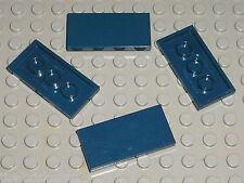 Lego NavyBlueTile 87079 / Set 8086 60067 9515 10230 41080 60008 70315 31039 6869