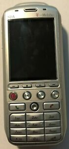 HTC SDA (T-Mobile) Silver Cell Phone Sample Test Phone's Prototype MINT