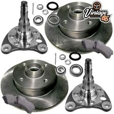 Volkwagen Golf Mk2 20v Turbo Corrado G60 Rear Brake Disc Conversion With Pads