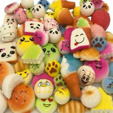 Pack of 30pcs Soft Large Squishy Jumbo Slow Rising Squishes Cute Squishable Toys