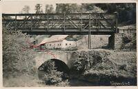 .Nr 18576 Foto PK YSPERDORF Bezirk Melk Eisenbahnbrücke N.Ö.